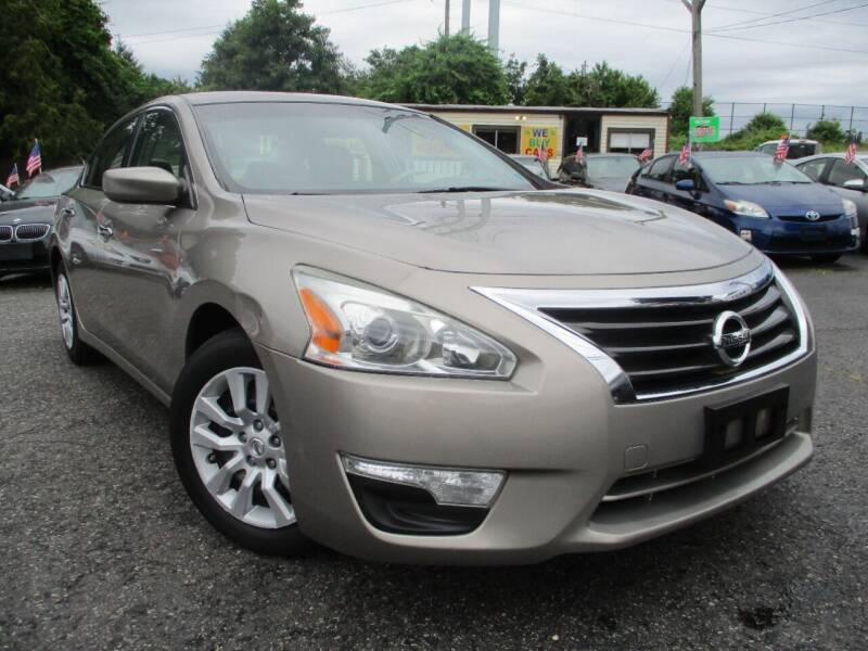 2013 Nissan Altima for sale in Mount Sinai, NY