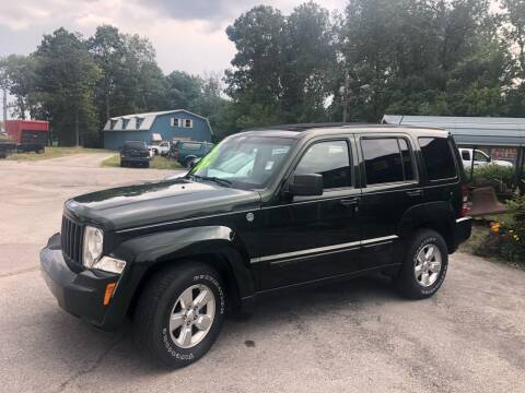 2010 Jeep Liberty for sale at BELL AUTO & TRUCK SALES in Fort Wayne IN