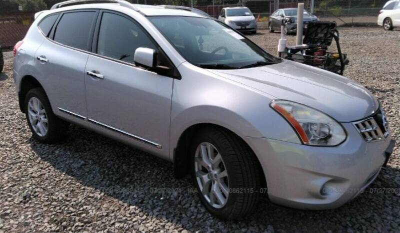 2012 Nissan Rogue for sale at GDT AUTOMOTIVE LLC in Hopewell NY