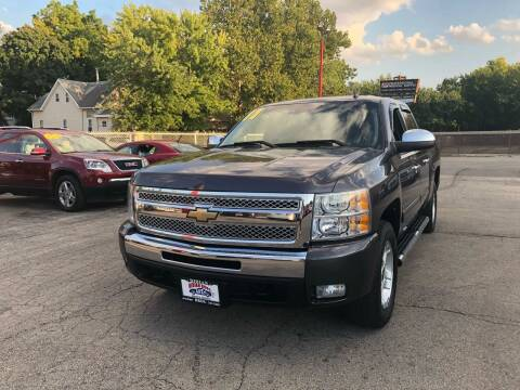 2011 Chevrolet Silverado 1500 for sale at Bibian Brothers Auto Sales & Service in Joliet IL