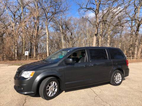 2012 Dodge Grand Caravan for sale at CPM Motors Inc in Elgin IL