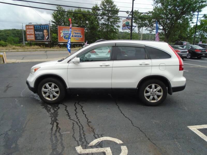 2008 Honda CR-V for sale at Gemini Auto Sales in Providence RI