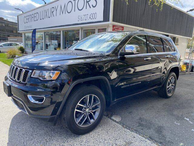 2018 Jeep Grand Cherokee for sale at Certified Luxury Motors in Great Neck NY