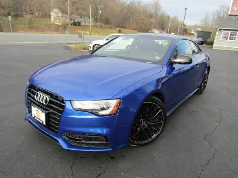 2017 Audi A5 for sale at Guarantee Automaxx in Stafford VA