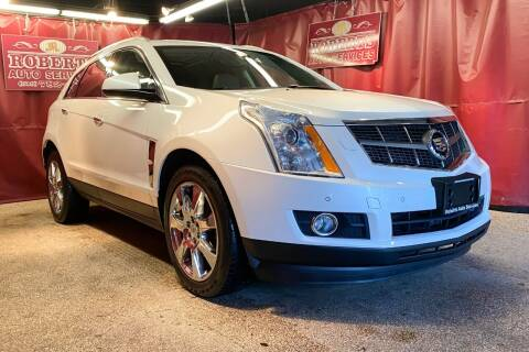 2012 Cadillac SRX for sale at Roberts Auto Services in Latham NY