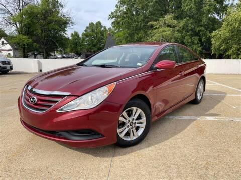 2014 Hyundai Sonata for sale at Crown Auto Group in Falls Church VA