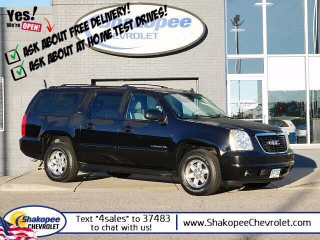 2013 GMC Yukon XL for sale at SHAKOPEE CHEVROLET in Shakopee MN