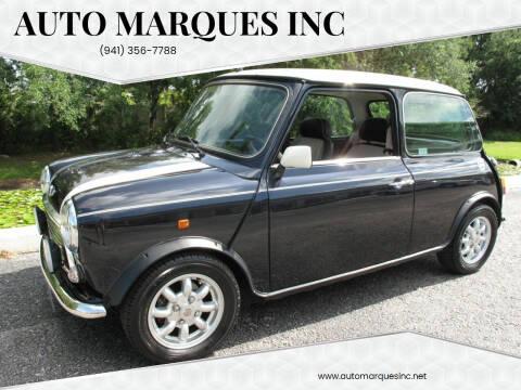 1971 MINI Cooper for sale at Auto Marques Inc in Sarasota FL