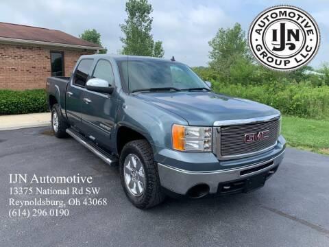 2010 GMC Sierra 1500 for sale at IJN Automotive Group LLC in Reynoldsburg OH