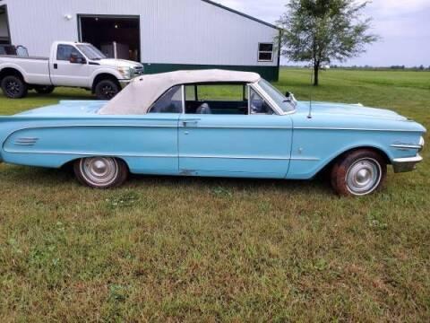 1963 Mercury Comet for sale at Classic Car Deals in Cadillac MI