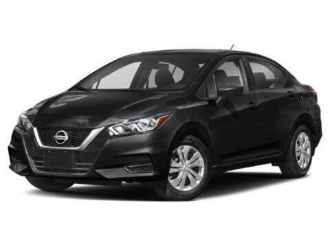 2021 Nissan Versa for sale at Hanlees Davis Nissan Chevrolet in Davis CA