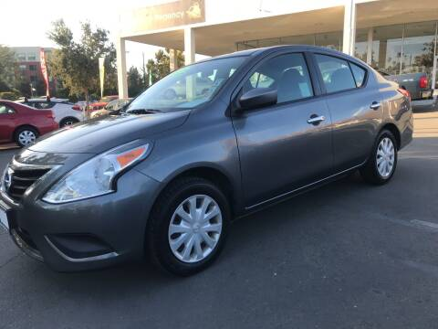 2018 Nissan Versa for sale at Autos Wholesale in Hayward CA