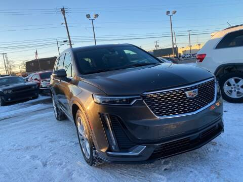 2020 Cadillac XT6 for sale at M-97 Auto Dealer in Roseville MI