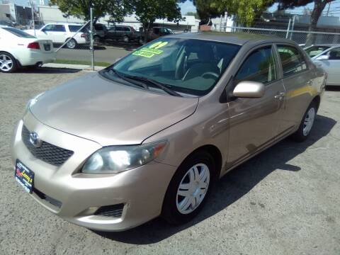 2009 Toyota Corolla for sale at Larry's Auto Sales Inc. in Fresno CA