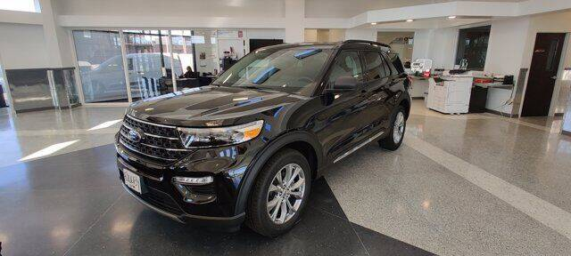 2020 Ford Explorer for sale in Minneapolis, MN