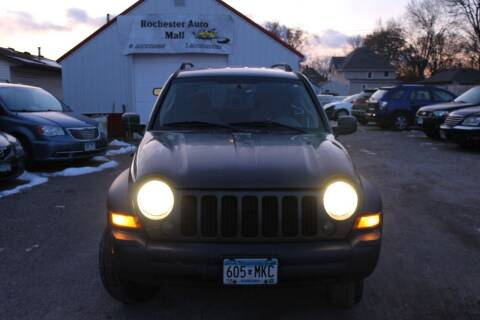 2007 Jeep Liberty for sale at Rochester Auto Mall in Rochester MN