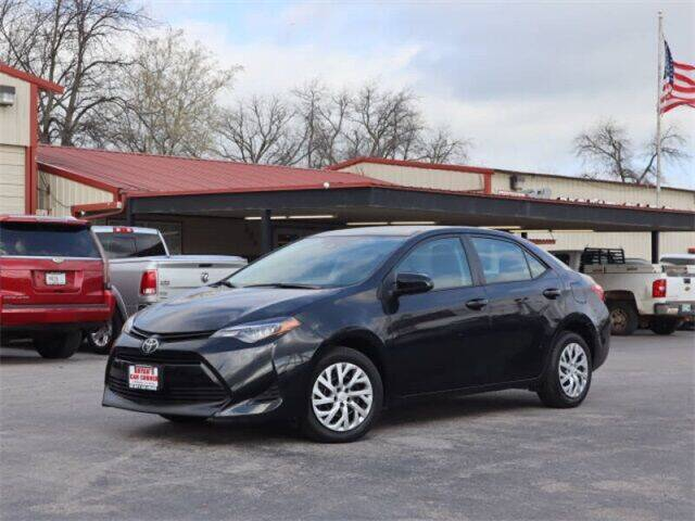 2019 Toyota Corolla for sale at Bryans Car Corner in Chickasha OK