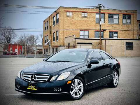 2010 Mercedes-Benz E-Class for sale at ARCH AUTO SALES in St. Louis MO