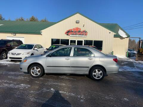 2005 Toyota Corolla for sale at HP AUTO SALES in Berwick ME