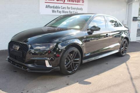2018 Audi A3 for sale at Oak City Motors in Garner NC
