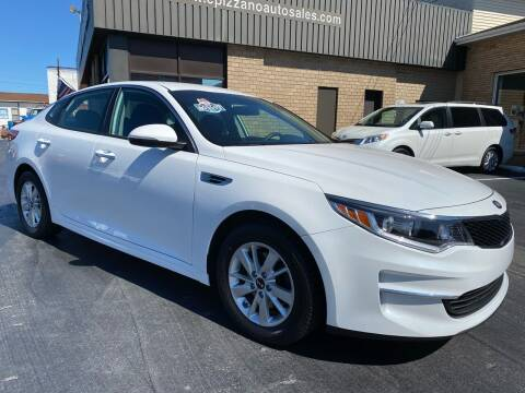 2018 Kia Optima for sale at C Pizzano Auto Sales in Wyoming PA