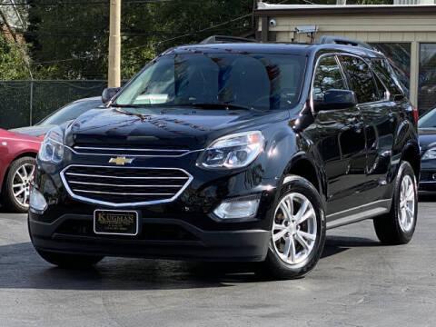 2016 Chevrolet Equinox for sale at Kugman Motors in Saint Louis MO