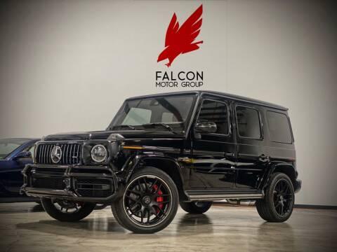 2021 Mercedes-Benz G-Class for sale at FALCON MOTOR GROUP in Orlando FL