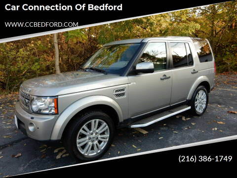 2010 Land Rover LR4 for sale at Car Connection of Bedford in Bedford OH