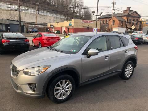 2014 Mazda CX-5 for sale at Fellini Auto Sales & Service LLC in Pittsburgh PA