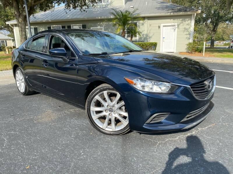 2015 Mazda MAZDA6 for sale at ICar Florida in Lutz FL
