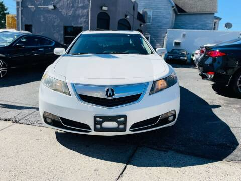 2012 Acura TL for sale at H & H Motors 2 LLC in Baltimore MD