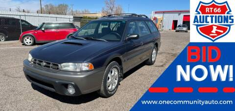 1999 Subaru Legacy for sale at One Community Auto LLC in Albuquerque NM