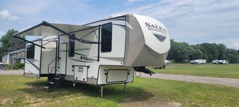 2021 Forest River Salem Hemisphere 286RL for sale at McDowell RV Sales, Inc in North Branch MI