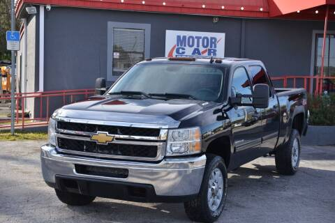2012 Chevrolet Silverado 2500HD for sale at Motor Car Concepts II - Colonial Location in Orlando FL