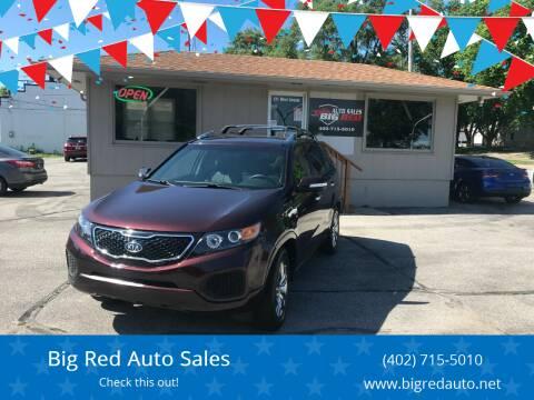 2013 Kia Sorento for sale at Big Red Auto Sales in Papillion NE