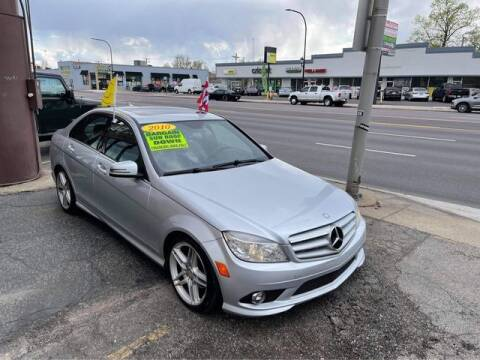 2010 Mercedes-Benz C-Class for sale at JBA Auto Sales Inc in Stone Park IL
