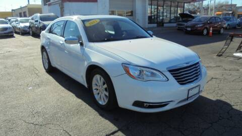 2013 Chrysler 200 for sale at Absolute Motors 2 in Hammond IN