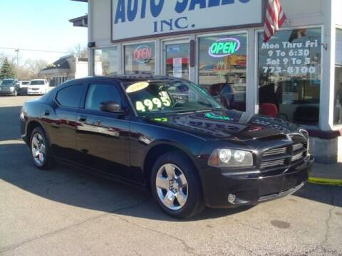 2008 Dodge Charger for sale at G & L Auto Sales Inc in Roseville MI