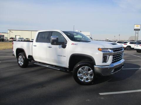 2021 Chevrolet Silverado 2500HD for sale at Auto Gallery Chevrolet in Commerce GA