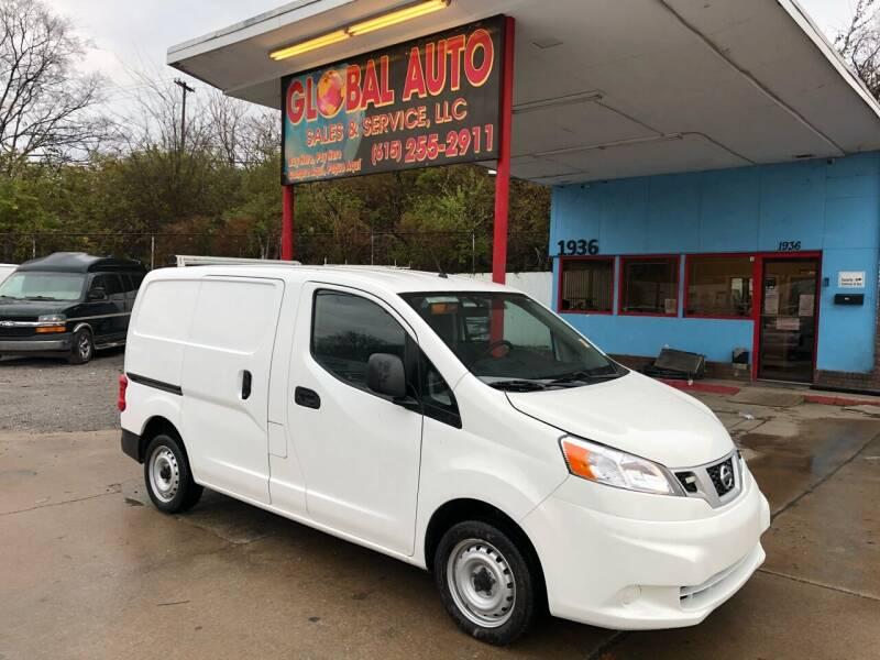 2013 Nissan NV200 for sale at Global Auto Sales and Service in Nashville TN