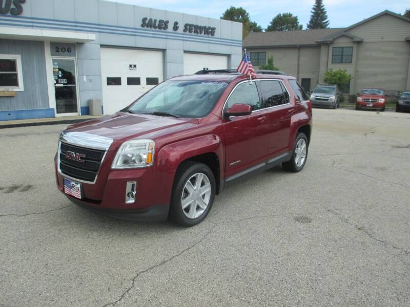 2011 GMC Terrain for sale at Cars R Us Sales & Service llc in Fond Du Lac WI