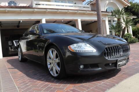 2009 Maserati Quattroporte for sale at Newport Motor Cars llc in Costa Mesa CA