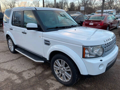 2011 Land Rover LR4 for sale at Truck City Inc in Des Moines IA