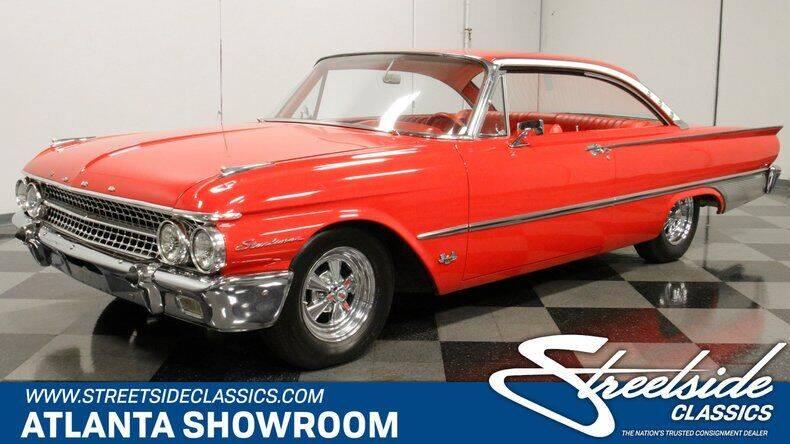 1961 Ford Galaxie for sale in Lithia Springs, GA