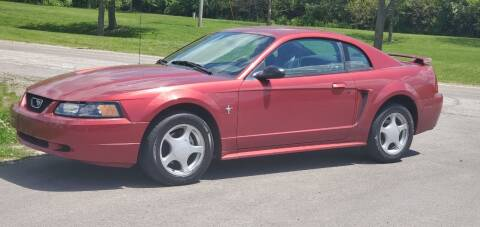 2003 Ford Mustang for sale at Superior Auto Sales in Miamisburg OH