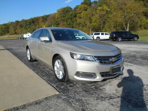 2014 Chevrolet Impala for sale at Maczuk Automotive Group in Hermann MO