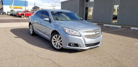 2013 Chevrolet Malibu for sale at EXPRESS AUTO GROUP in Phoenix AZ