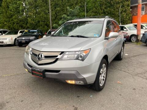 2007 Acura MDX for sale at Bloomingdale Auto Group in Bloomingdale NJ