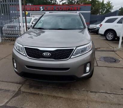 2015 Kia Sorento for sale at Number 1 Car Company II in Detroit MI