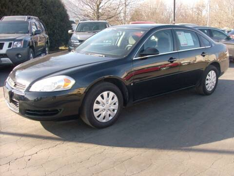2008 Chevrolet Impala for sale at Keens Auto Sales in Union City OH
